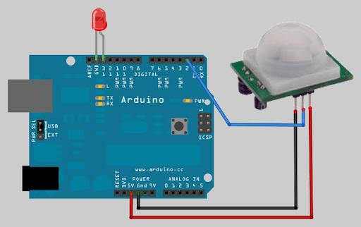 Arduino 筆記 – Lab20 使用紅外人體傳感器 (PIR) 控制LED-Arduino中文社區 - Powered by Discuz!